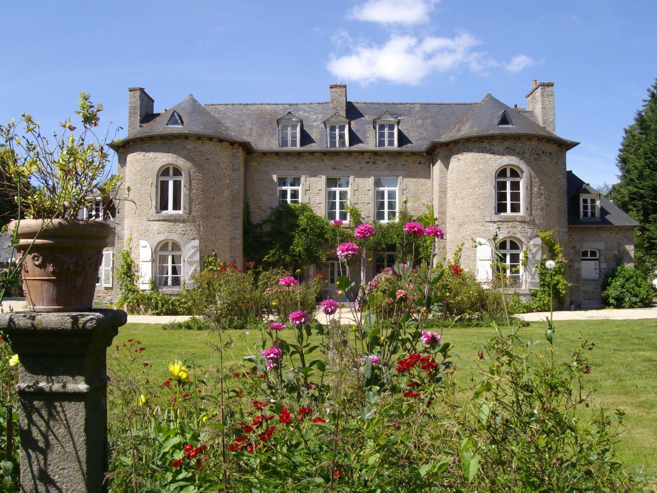 Château de Bel-Air à Dinan, gîte et chambres d'hôtes de charme